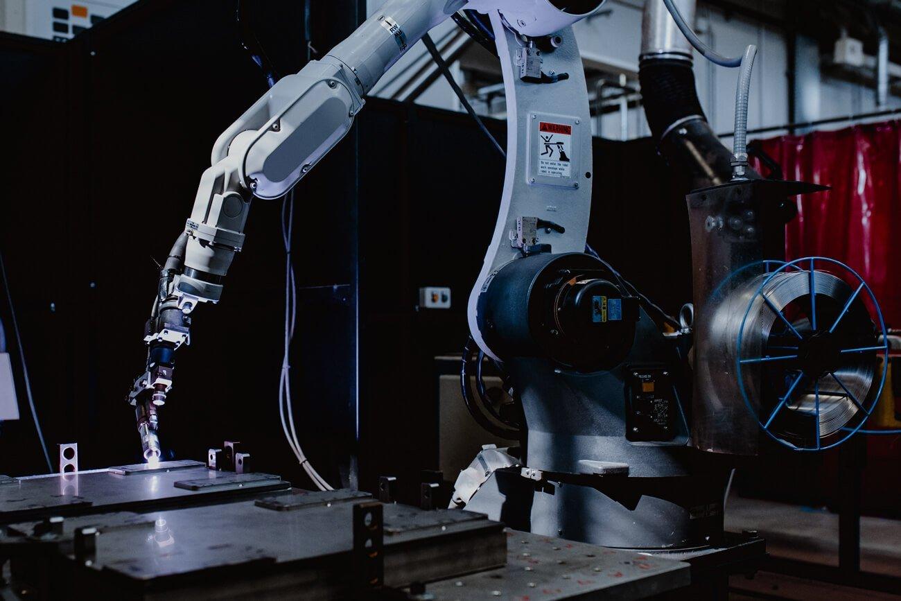 Produzione Componenti meccanici e industriali