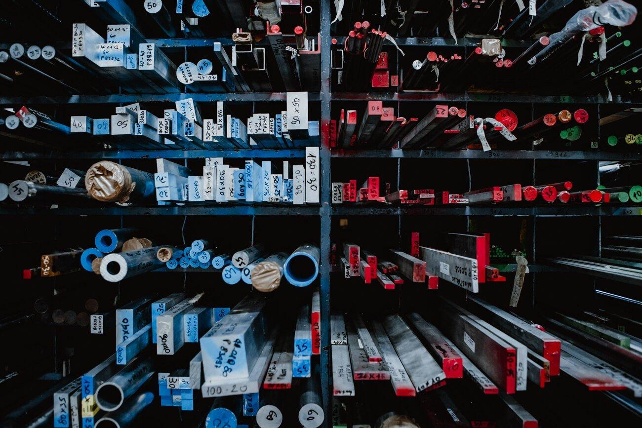 Produzione macchine per conto terzi e componenti meccanici e industriali