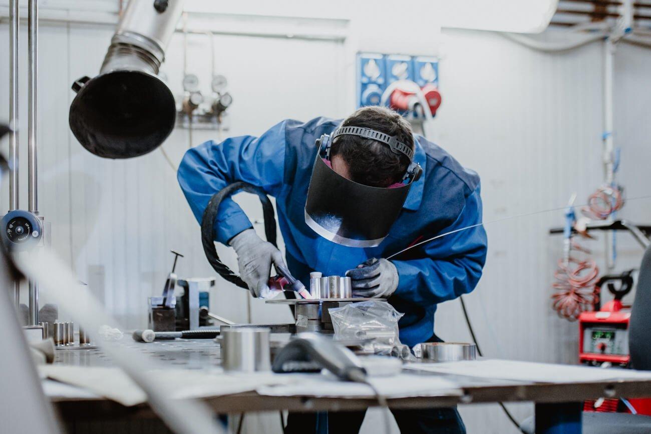 TIG / MIG welding