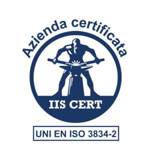 UNI EN-ISO 3834-2